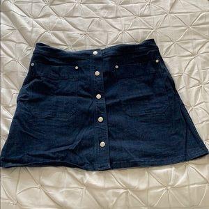 Rag&Bone denim skirt